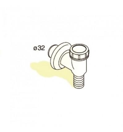 Sifon za perilicu MIB-2108 nadžbukni