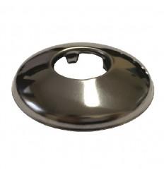 "Rozeta visoka za kutni ventil 1/2"" inox fi160 par MIB-20012"