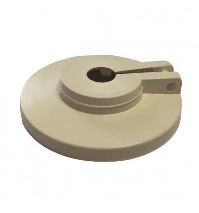 Rozeta PVC 3/8 PVC-PAK dvodjelna 10mm par MIB-20014