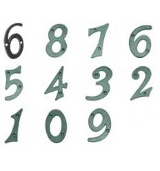 Broj inox ravni 0-9