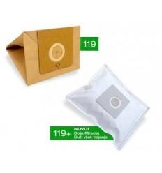 Vrečice za usisavače 4/1 Tip: 119+