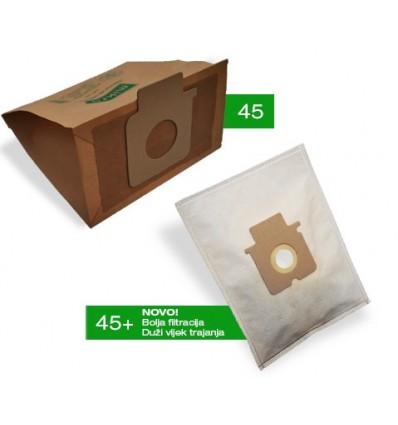 Vrečice za usisavače 4/1 Tip: 45