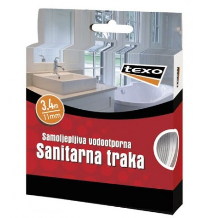 Vodootporna sanitrana traka