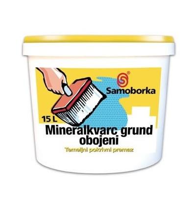 MINERALKVARC GRUND obojeni 65 3L bijeli