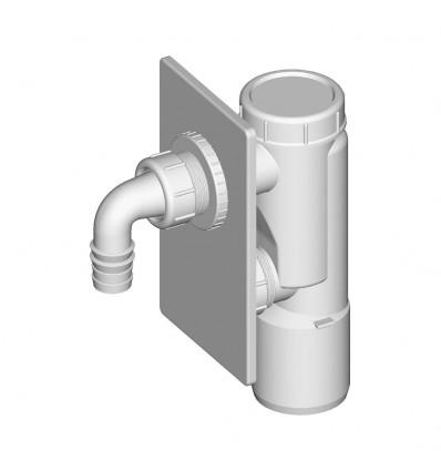 Sifon za perilicu PVC - LIV