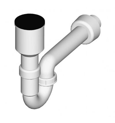 Sifon za pisoar PVC - LIV