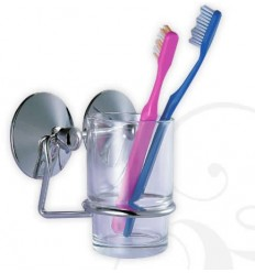 Držač četkica za zube vakuum