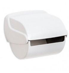 Držač wc papira OLYMPIA okrugli bijeli