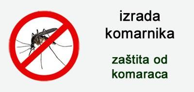 Izrada komarnika